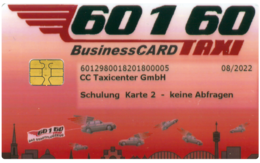 Taxi 2244 - BusinessCard